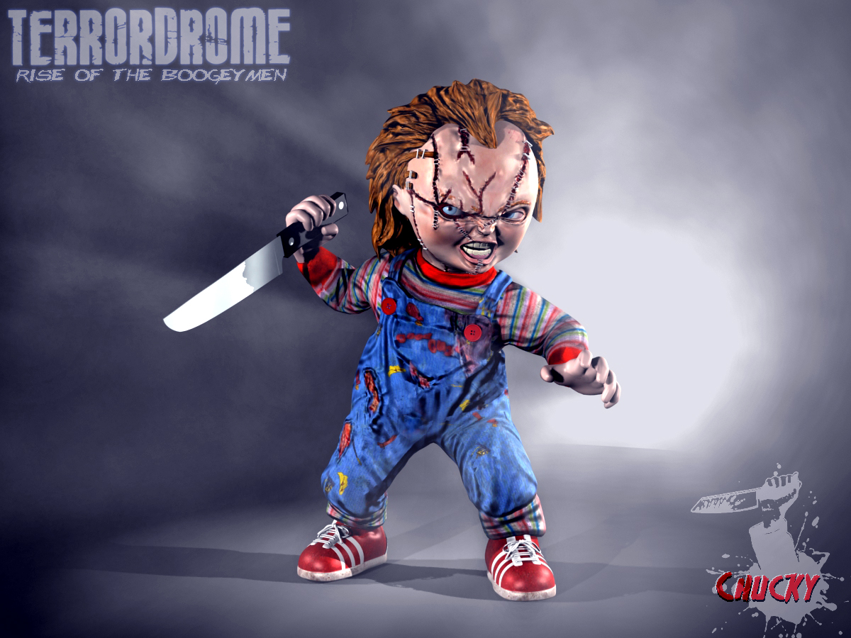 Terrordrome the game rise of the boogeymen screenshots chucky voltagebd Choice Image