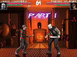 TRDM Demo1 Jason_VS_Freddy