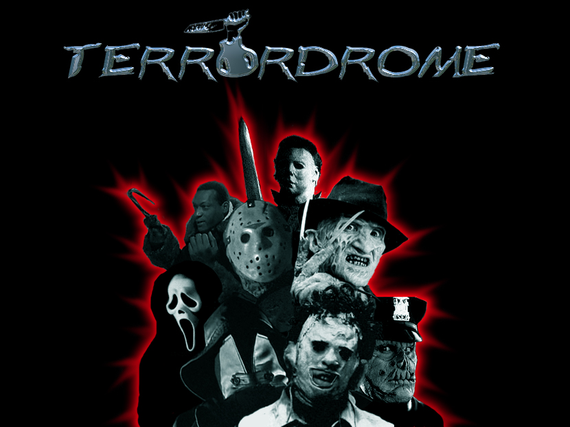 Terrordrome1 Menu test