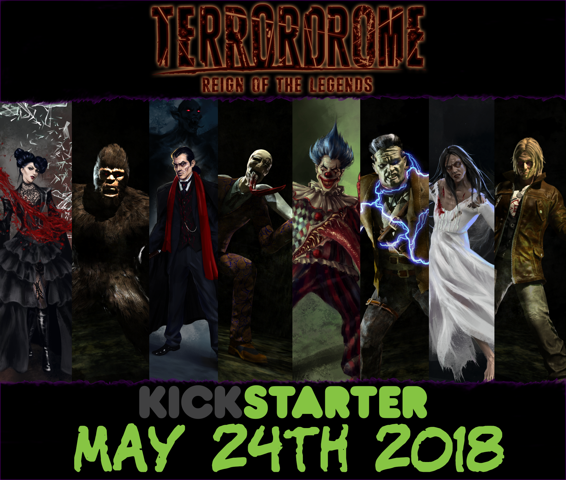Terrordrome The Game - Rise of the Boogeymen |